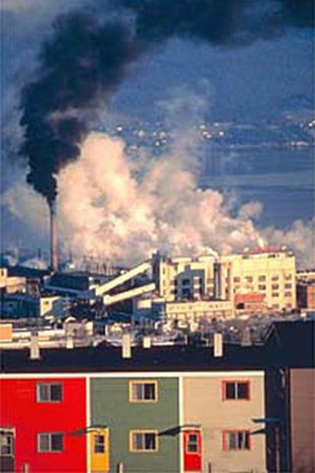Citaten Gezondheid : Luchtvervuiling en onze gezondheid